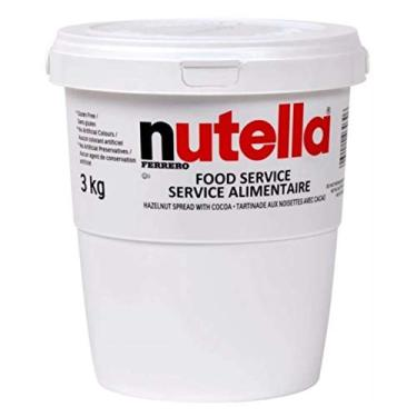 Nutella Gigante De 3kg