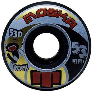 Roda Moska 53mm Rock Black 53d
