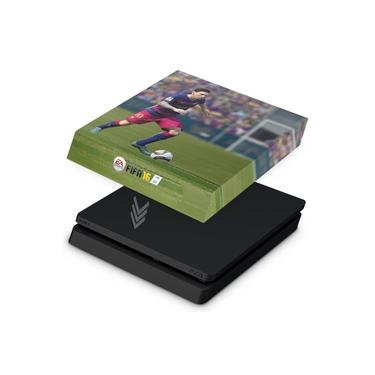 Capa Anti Poeira para PS4 Slim - Fifa 16