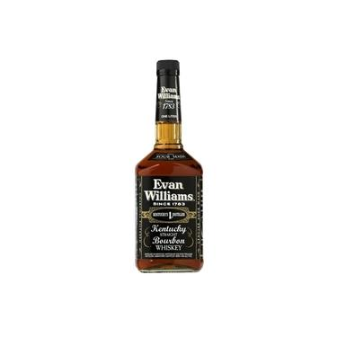 Whiskey Evan Williams Black Label 1L