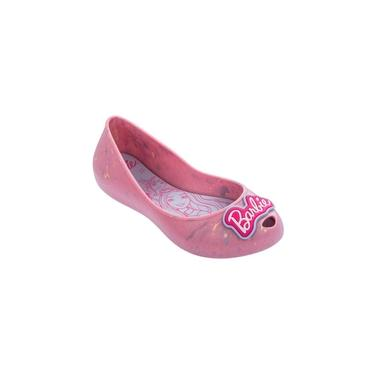 Sapatilha Barbie Mix Effect Menina 22544 Grendene - Rosa Splash/azul