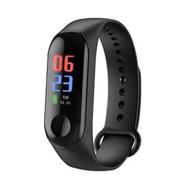 Smartband Bracelete Relógio M3 Smart Wach