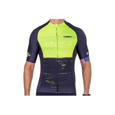 Camisa De Ciclismo Woom Supreme Califórnia Masc Coleção 2021