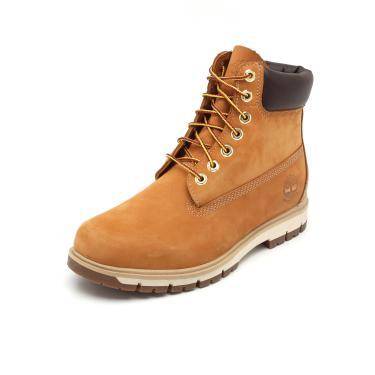 Bota Timberland Bootradford 6 Boot Wp Wheat Waterbuck Amarelo Timberland  TB-6MTB0A1JHF231P0 masculino 16a4af3447bd5