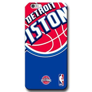 Capinha de Celular NBA - Iphone 6 Plus 6S Plus - Detroit Pistons - NBAD09