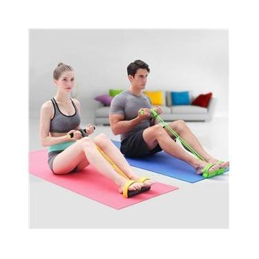 Elastico Exercicio Abdominal Xtreme Extensor Pull Reducer