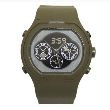 d03eeadcd76 Relógio Masculino Mormaii Mo160332al 8v Verde Militar