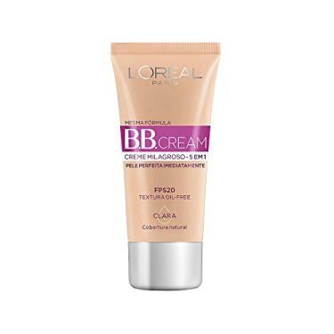 Imagem de BB Cream Dermo Expertise Base Clara 30ml, L'Oréal Paris, Claro