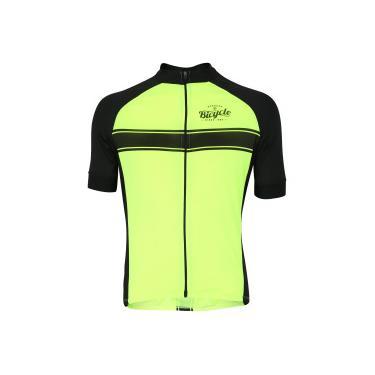 66ba3884c2 Camisa de Ciclismo com Proteção Solar UV Barbedo Varadero - Masculina -  VERDE CLARO PRETO