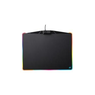 Mousepad Gamer Corsair MM800 Polaris , RGB, Rígido, Control, Médio (350x260mm) - CH-9440020-NA