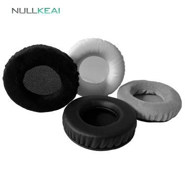 Imagem de Nullkeai peças de reposição earpads para pioneer hdj c70 fones earmuff capa almofada copos manga