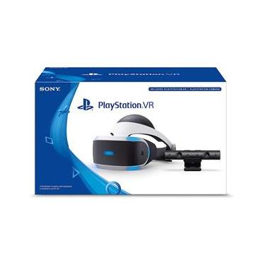 Playstation VR PS4 Headset de Realidade Virtual Camera Bundle - Sony