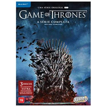 Game of Thrones - a Série Completa [Blu-Ray]