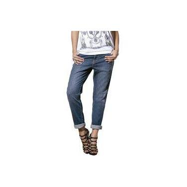 Calça Jeans Feminina Boyfriend Scalon Babi 151003