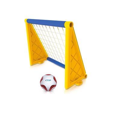 Imagem de Trave de gol com a bola - Xalingo 09876
