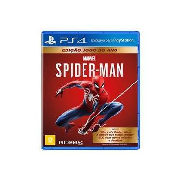 Marvel`s Spider-Man Goty Edition - PS4