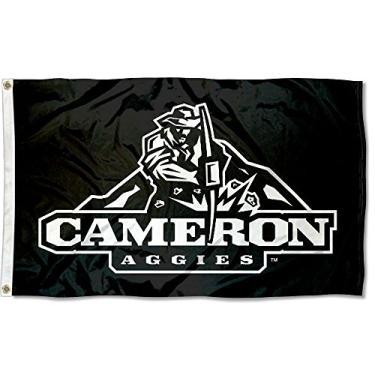 Bandeira da faculdade Cameron Aggies