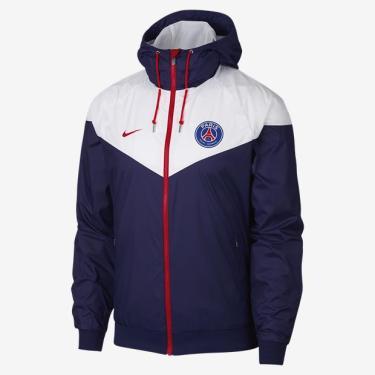 Jaqueta Nike PSG Woven Authentic Masculina 108276b19ac8a
