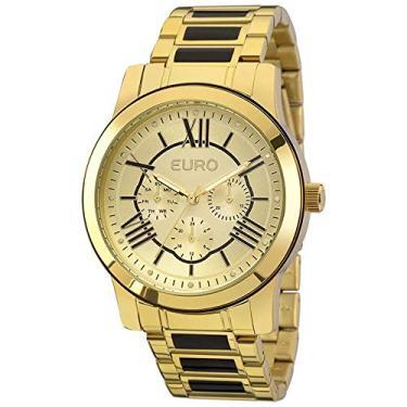 c8a88a345ef83 Relógio de Pulso Feminino Euro Analógico   Joalheria   Comparar ...