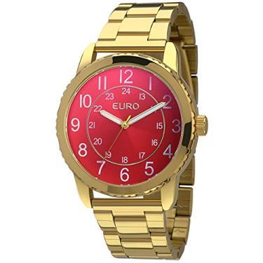 c6f6fbd5261 Relógio Euro Analógico Furta Cor Feminino EU2035YCM 4Q