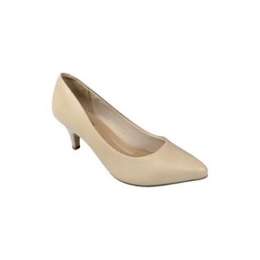 Sapato Scarpin Beira Rio Conforto Salto 4cm Ref 4076.150
