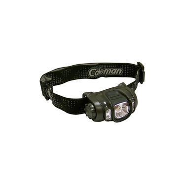 Lanterna de Cabeça Multi-cor em LED Camuflada Coleman