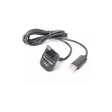 Cabo Carregador Bateria Do Controle Sem Fio Xbox360 Kp-5020