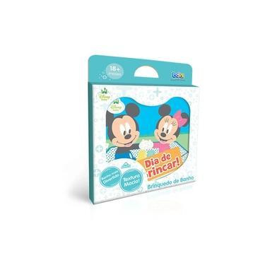 Imagem de Livrinho De Banho Para Bebê Disney Baby 2508 - Toyster
