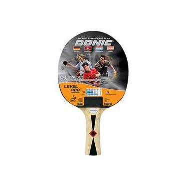 600c18a27 Raquete de Tênis de Mesa Donic Top Teams 300 Madeira e Borracha