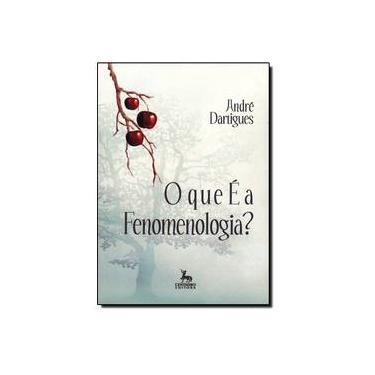 O que e a Fenomenologia ? - Dartigues, Andre - 9788588208377