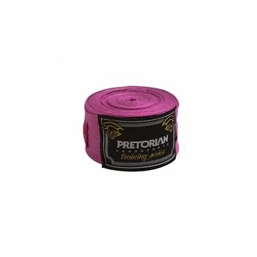 Bandagem Elástica Pretorian Training 2,8 M Rosa