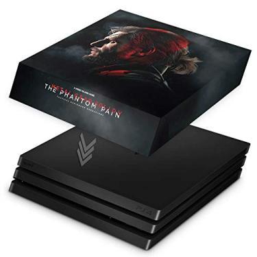 Capa Anti Poeira para PS4 Pro - Metal Gear Solid 5: The Phantom Pain