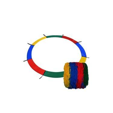 Imagem de Kit Proteção de Molas e Rede de Proteção para Cama Elástica 4,27m 4,30m 4,40m