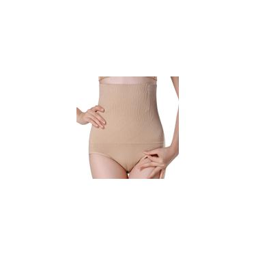 Cintura alta pós-parto Seamless Abdome Calças Roupa interior Abdome Shaping Pants