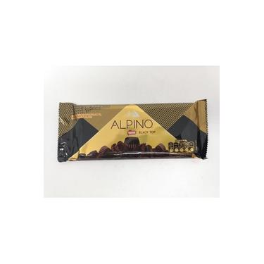 Chocolate Alpino Black Top 90g