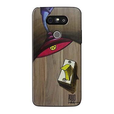 Capa Personalizada para LG G5/G5 SE Luz Acesa - DE16