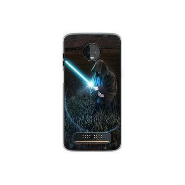 Capa para Moto Z3 Play - Star Wars   O Despertar da Força
