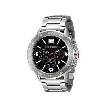 3060c5e02b5 Relógio masculino Quiksilver B52 Silver Black