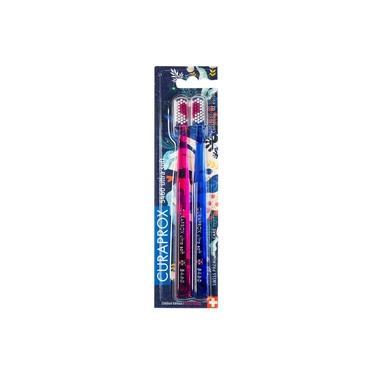 Escova Dental CS 5460 Ultra Soft Duo Edição Especial Curaprox