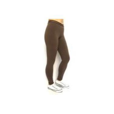 Imagem de Calça legging suplex poliéster, marrom
