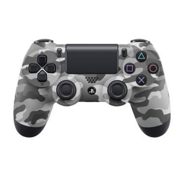 Controle Playstation 4 Ps4 - Original - Cinza