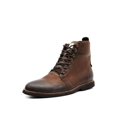 Bota Shoes Grand Style Taupe  masculino