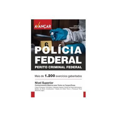 Imagem de Apostila Concurso Policia Federal PF - Perito Criminal