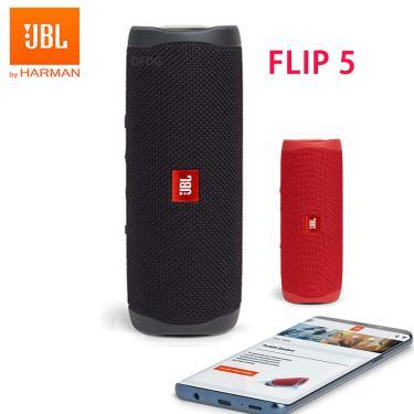 Jbl flip 5 poderoso alto-falante bluetooth portátil sem fio à prova dwireless água música partybox