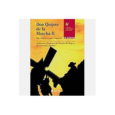 Don Quijote de La Mancha II - Col. Contando Cuentos - Diego, Francisco Navarro De; Pacheco, M. Cristina G. - 9788504010268