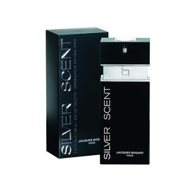 Imagem de Perfume Jacques Bogart Silver Scent Vap Eau de Parfum Masculino - 100ml