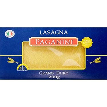 Macarrão Lasagna Paganini 200g