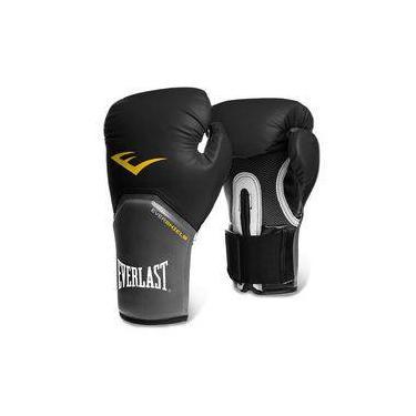 Luva everlast boxe ever shield pro style elite 12 oz preta 73f935b805a41