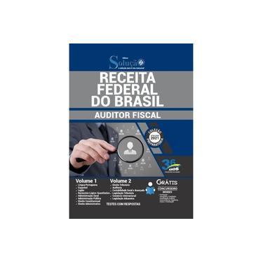 Imagem de Apostila Receita Federal 2021 - Auditor Fiscal