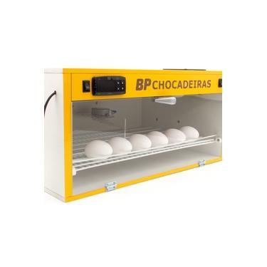 Chocadeira Automatica 50 Ovos Com Ovoscópio Termostato
